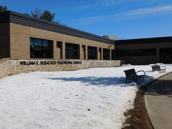The Herkimer BOCES William E. Busacker Educational Complex on Gros Boulevard will be hooking up to the new East Herkimer sewer district when it is completed next year.