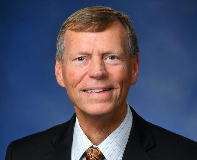 Michigan House Rep. Bradley Slagh, R-Zeeland.