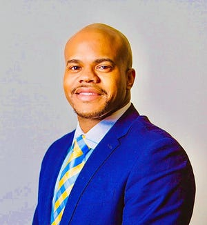 Terrell Fields, a Kinston native, recently earned his doctorate degree in College Leadership from Ferris State University. [CONTRIBUTED PHOTO]
