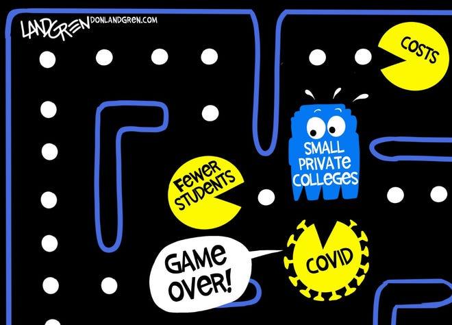 Today's editorial cartoon (March 9, 2021)