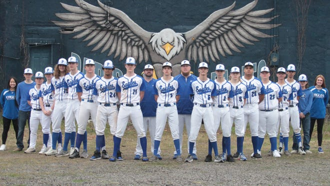 2021 Paris Eagles Baseball