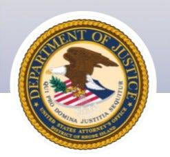 U.S. Attorney logo