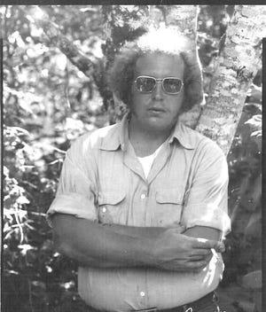 Richard Marshall in Oregon, circa 1970s.