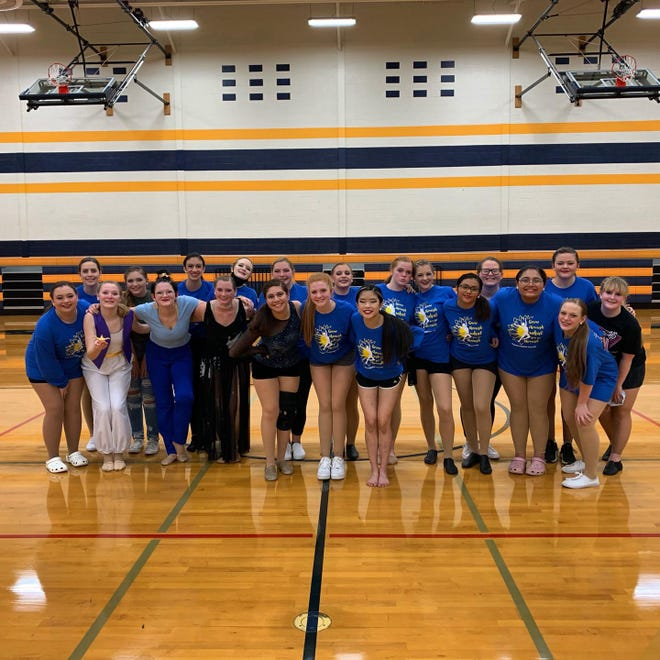 The Stephenville High School Stingerettes hosted their Showoffs competition on Thursday at Henderson Junior High. While this is the final performance of the year for the 2020-21 Stingerettes, videos of the evening's routines are being submitted for virtual competition.