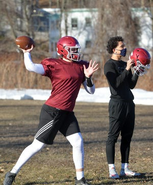 The top-ranked Fitchburg High football team will look to keep rolling Friday at Grafton.