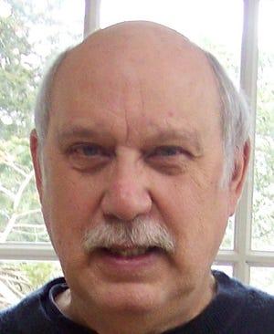 Pictured: John Borger, of Hingham Net Zero.