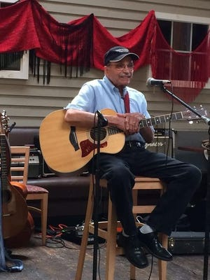 Worcester musician Mac Cole, who died March 7.