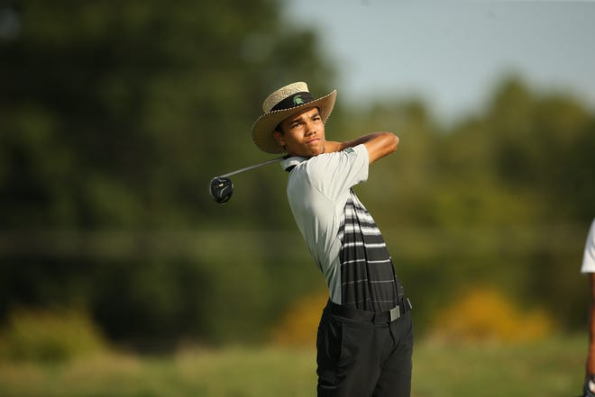 Former Lakeview standout Andrew Walker is finishing up his college golfing career at Michigan State University and has already qualified to start his pro career at the PGA Canada Tour.