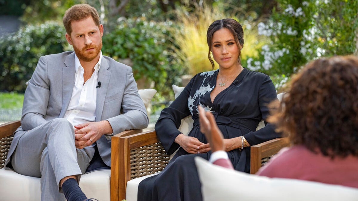 5 key points from Harry and Meghan's explosive TV interview 2