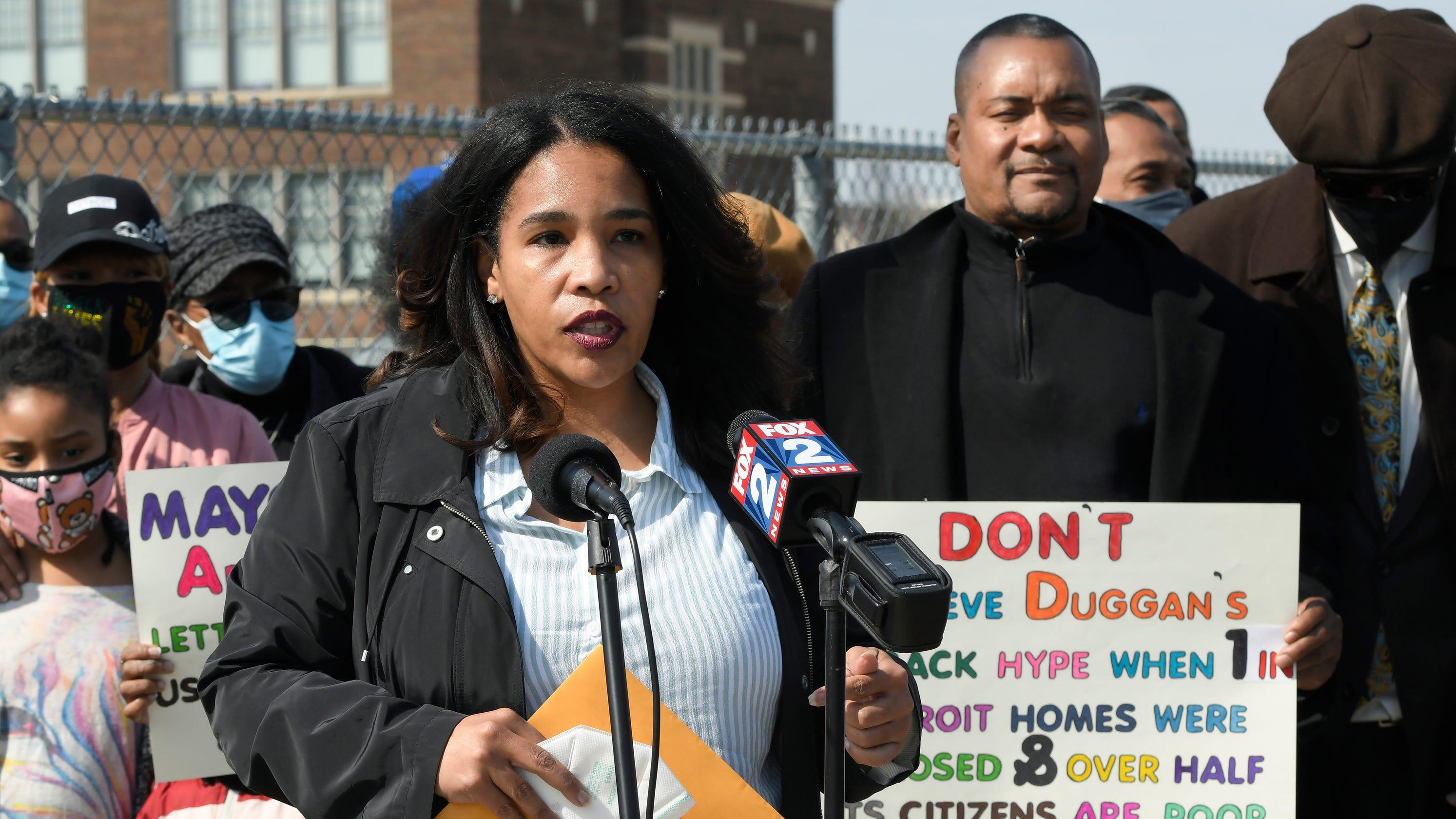 Activists blast planned 'Black Bottom Saints' gift to Duggan