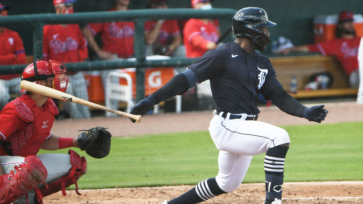 Tigers enter second phase of spring training with roster fights intensifying 2