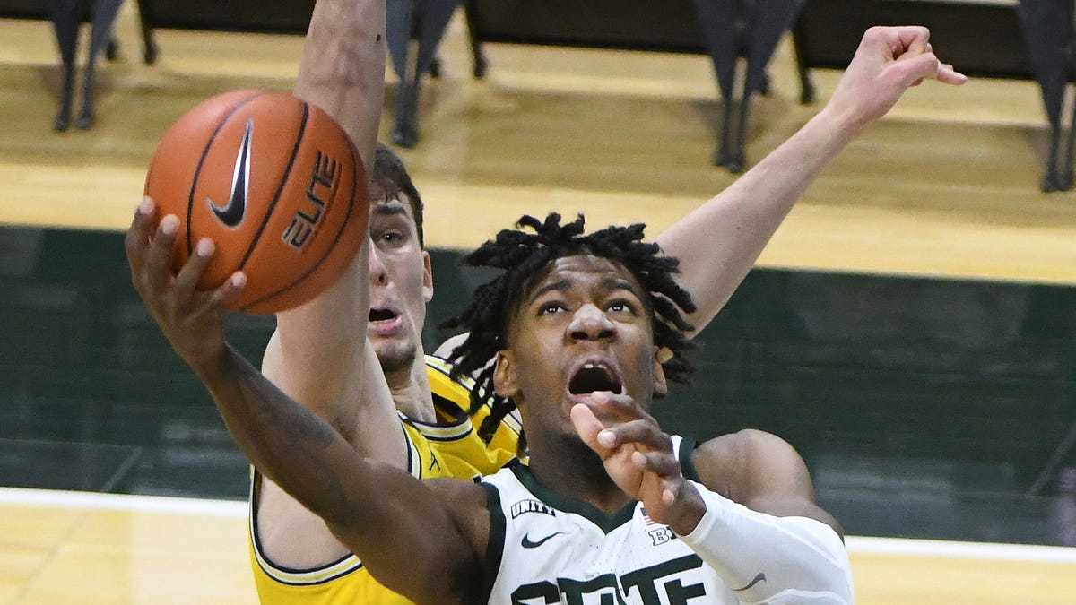 Michigan State is on cusp of NCAA bid; here's how the Spartans have gotten there 2