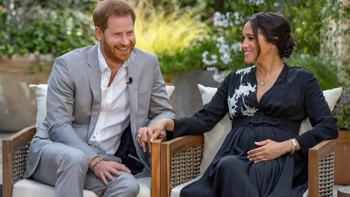 Prince Harry thought about quitting royal life in his 20s 1