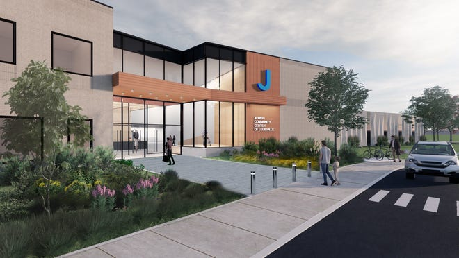 The new Trager Family Jewish Community Center will open in spring 2022.