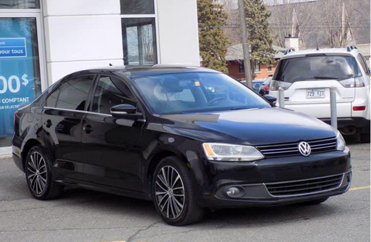 This is the missing vehicle a black Volkswagon Jetta belonging to the missing Shelby woman Melinda Davis, 33. Ohio license plate number JGZ8921. If anyone has any information, call the Richland County Sheriff's Office, 419-524-2412.
