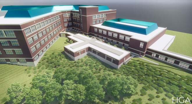 Aurora Medical Center in Grafton is getting a 16-bed expansion this summer.