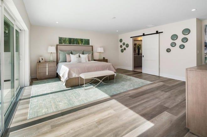 Seagate Villas Bedroom
