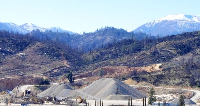 Crystal Creek Aggregate quarry in Keswick wants to expand its operations and build an asphalt plant onsite.