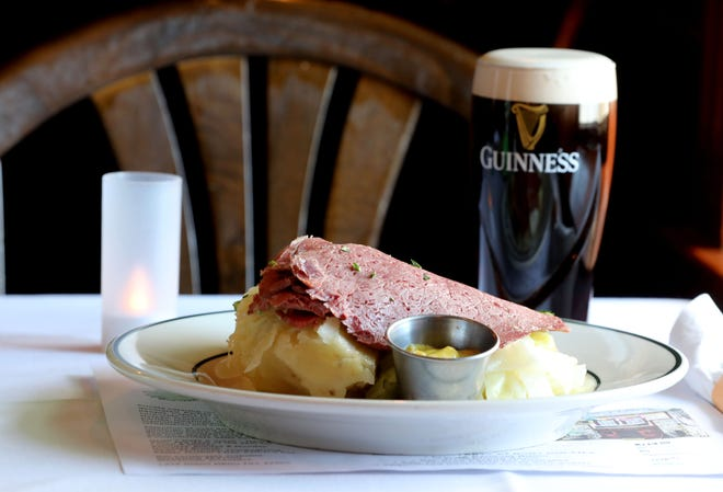 There are plenty of options to get your annual corned beef fix on Aquidneck Island.