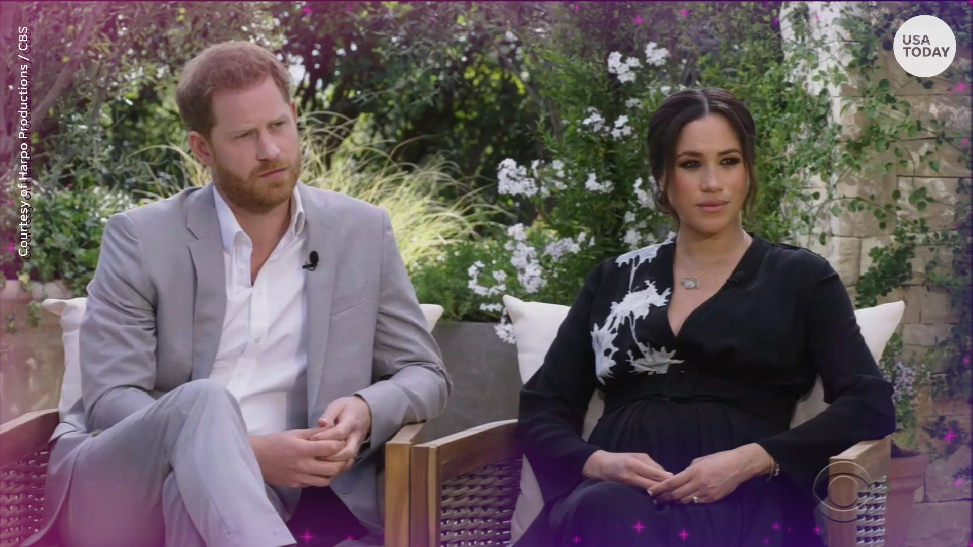 The biggest bombshells from Oprah's interview with Duchess Meghan and Prince Harry