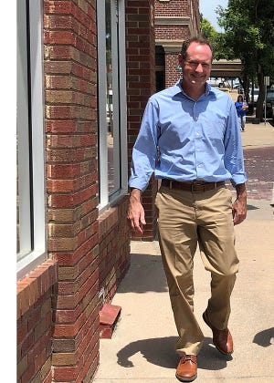 """""""Big First"""" Congressman Tracey Mann announced he will serve on the Agriculture General Farm Commodities Risk Management subcommittee, the Livestock and Foreign Agriculture Subcommittee and the Veterans' Affairs Committee."""