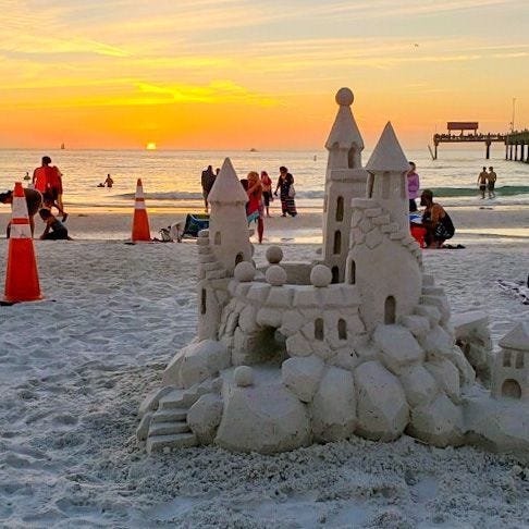 Beach Sand Sculptures hiring  coaches for sandcastle lessons for summer 2021.