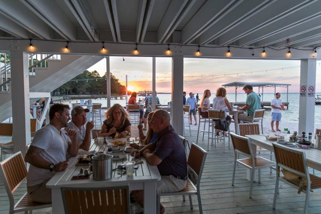 North Beach Social now open on the Choctawhatchee Bay.