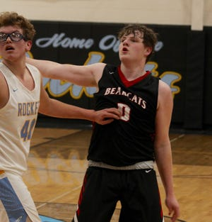 North Star defeated New Rockford-Sheyenne, 72-67, in double overtime on March 8 at New Rockford-Sheyenne School, to advance to regional semifinals.
