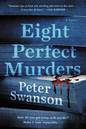 """""""Eight Perfect Murders"""" by Peter Swanson"""
