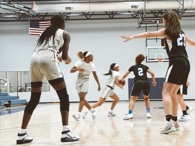 The Grayson College Lady Vikings defeated Cisco College in North Texas Junior College Athletic Conference action.