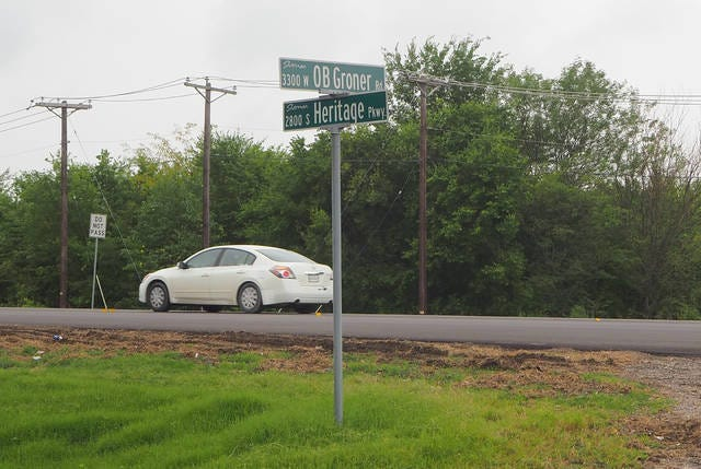 The Sherman City Council approved a name change of a portion of O.B. Groner Road to become West Travis Street from the road's intersection with FM 1417 east to where it currently ends at its intersection with Moore Street.