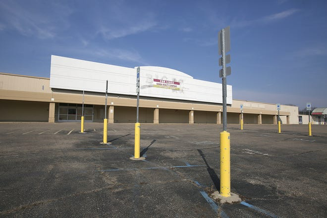 The former Kmart building on Lincoln Way E in Massillon has been vacant since November 2017. A plan is in the works for the property to house a large self-storage facility. Retail shops, restaurants and offices are part of the overall project.