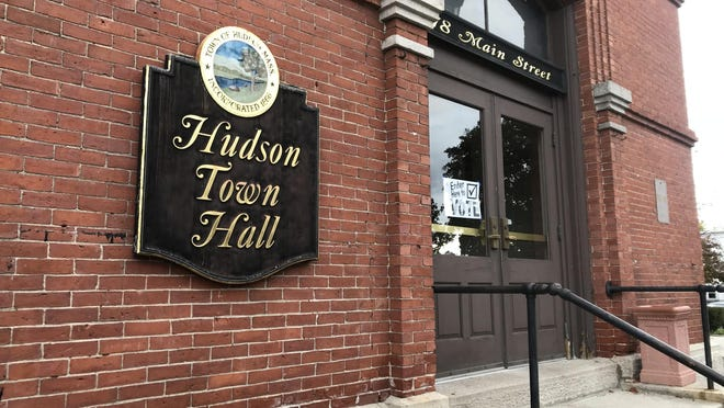 Three finalists remain in contention to become Hudson's next executive assistant.