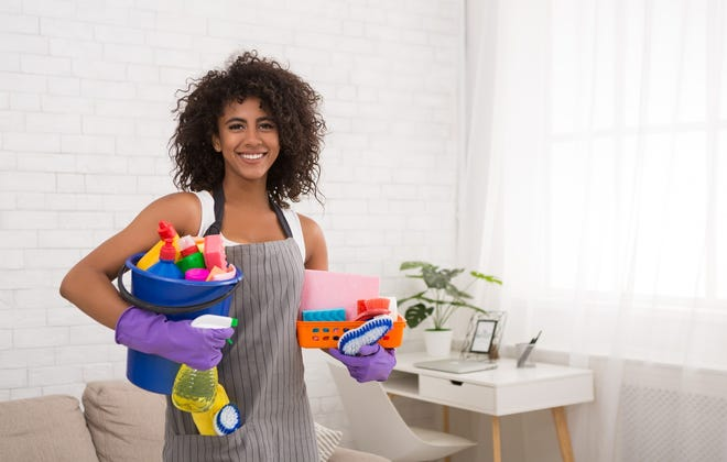 With a plan of attack and the right tools and strategies, your spring clean can be fast, efficient and painless. [STATEPOINT PHOTO]