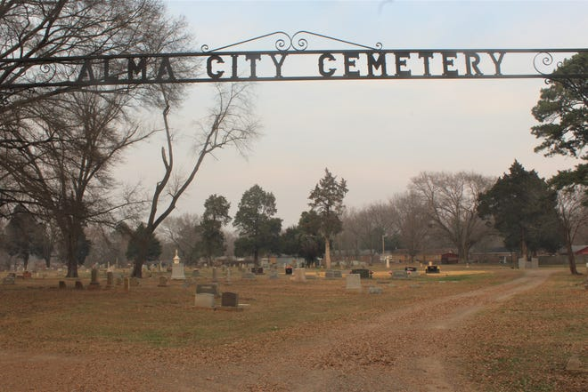 Alma City Council discussed solutions to possible problems facing the Alma Cemetery at their March 8 study session