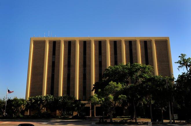 The Sarasota County Administration Center.