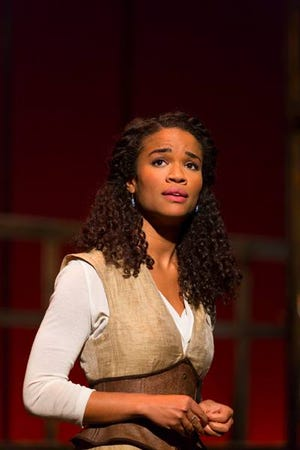 "Britney Coleman, who played Marian in Asolo Rep's 2018 production of ""The Music Man,"" returns to the theater to play Guenevere in a new adaptation of the classic musical ""Camelot."" She has played the role twice before, including in 2014 at Two River Theater."