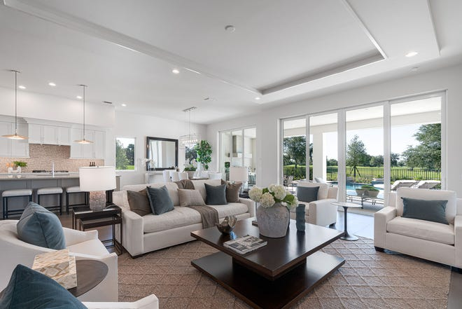 The Cameron model, offeredat $1,697,745, is open for viewing in The Founders Club.