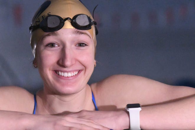 Cape Fear Academy's Liza Murtagh is the StarNewsVarsity All-Area Girls Swimmer of the Year.