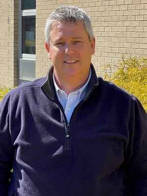 Stuart Blount has been recently been named interim principal at West Craven High School. [CONTRIBUTED PHOTO]