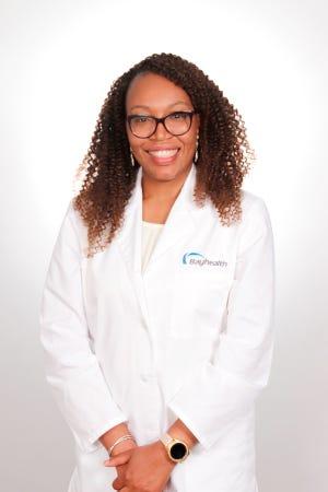 Pediatrician Adaobi Enekwizu is now seeing patients at Bayhealth Pediatrics.