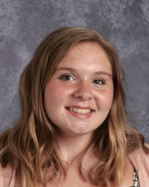 Delmarva Christian High School junior Isabelle Donihue was recently named as a 2021 Carson Scholar.
