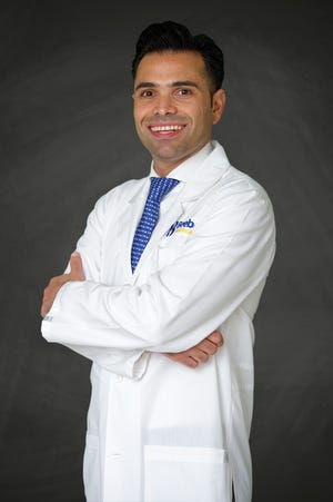 Board-certified general and bariatric surgeon Tarek Waked will lead Beebe Center for Weight Loss Surgery.