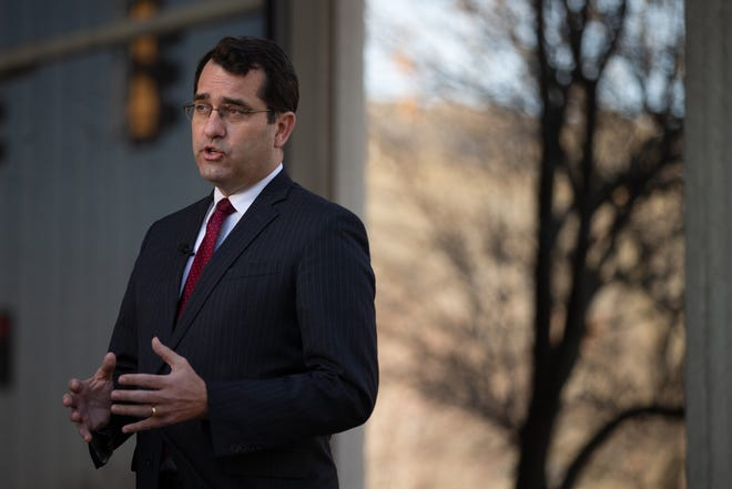 Attorney General Derek Schmidt has said he supports legislation that would create an independent office to examine complaints against the state's foster care system. The entity would be housed in the attorney general's office, prompting outcry from some legislators.