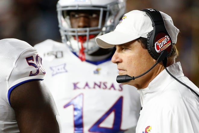Les Miles, who spent the last two seasons as Kansas football head coach, has agreed to step down from that role amid resurfaced allegations of sexual harassment and misconduct during his time at LSU. The terms of his agreement with KU were not made available Monday night.