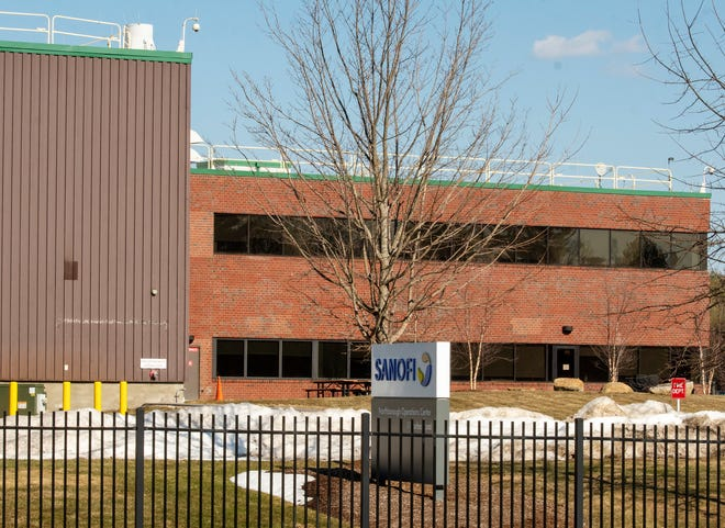 Sanofi Genzyme's Northboro Global Operations Center is a 212,000-square-foot life sciences building located at 11 Forbes Road.