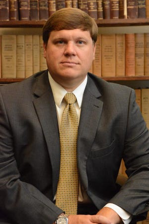 """Andrew """"Andy"""" Hamlin is the District Attorney for the 24th Judicial Circuit of Alabama that serves Pickens, Lamar and Fayette counties."""
