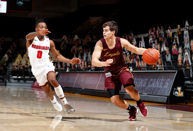 Hilliard Bradley graduate Braden Norris helped Loyola Chicago win the Missouri Valley Conference tournament championship and qualify for the NCAA tournament. He's averaging 8.1 points with a team-best 48 3-pointers.