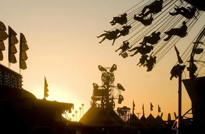 """San Bernardino County Fair officials said this year's fair that is scheduled to begin Memorial Day weekend will be """"modified"""" with lots of COVID-19 health and safety protocols."""