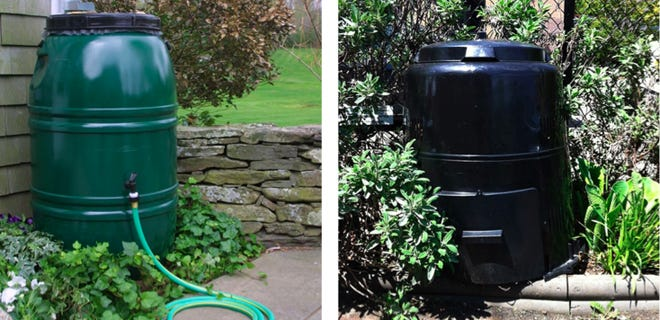 The North and South Rivers Watershed Association announced it's 2021 rain barrel and composter sale.